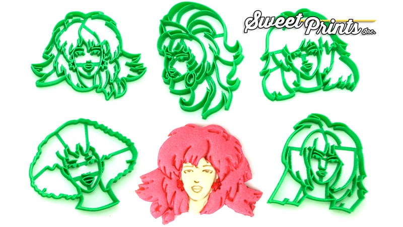 Jem Cookie Cutters Are Outrageous — Truly, Truly, Truly Outrageous
