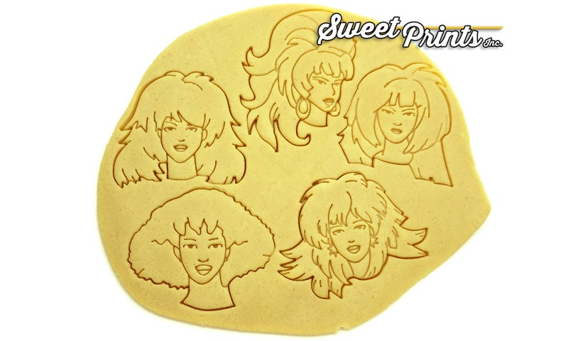 Jem Cookie Cutters Are Outrageous -- Truly, Truly, Truly Outrageous