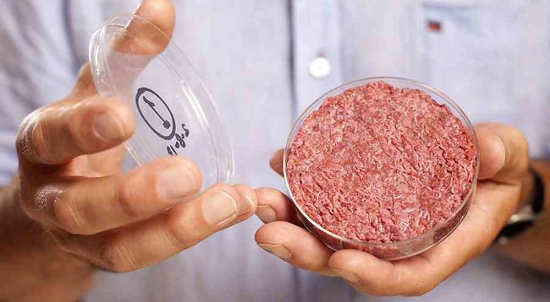 Scientists Say Lab-Grown Burgers Will Be Available to the Public in Five Years