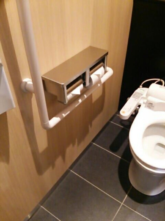 Japanese Restrooms Are Still the Best on Earth