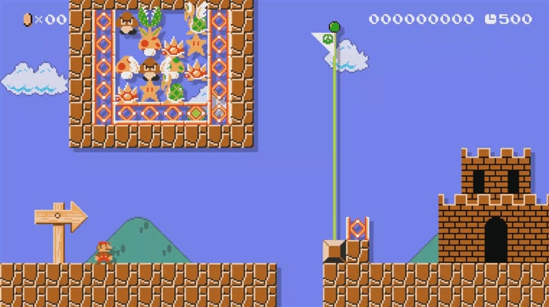Why The Latest Number One Mario Maker Course Is Such Garbage