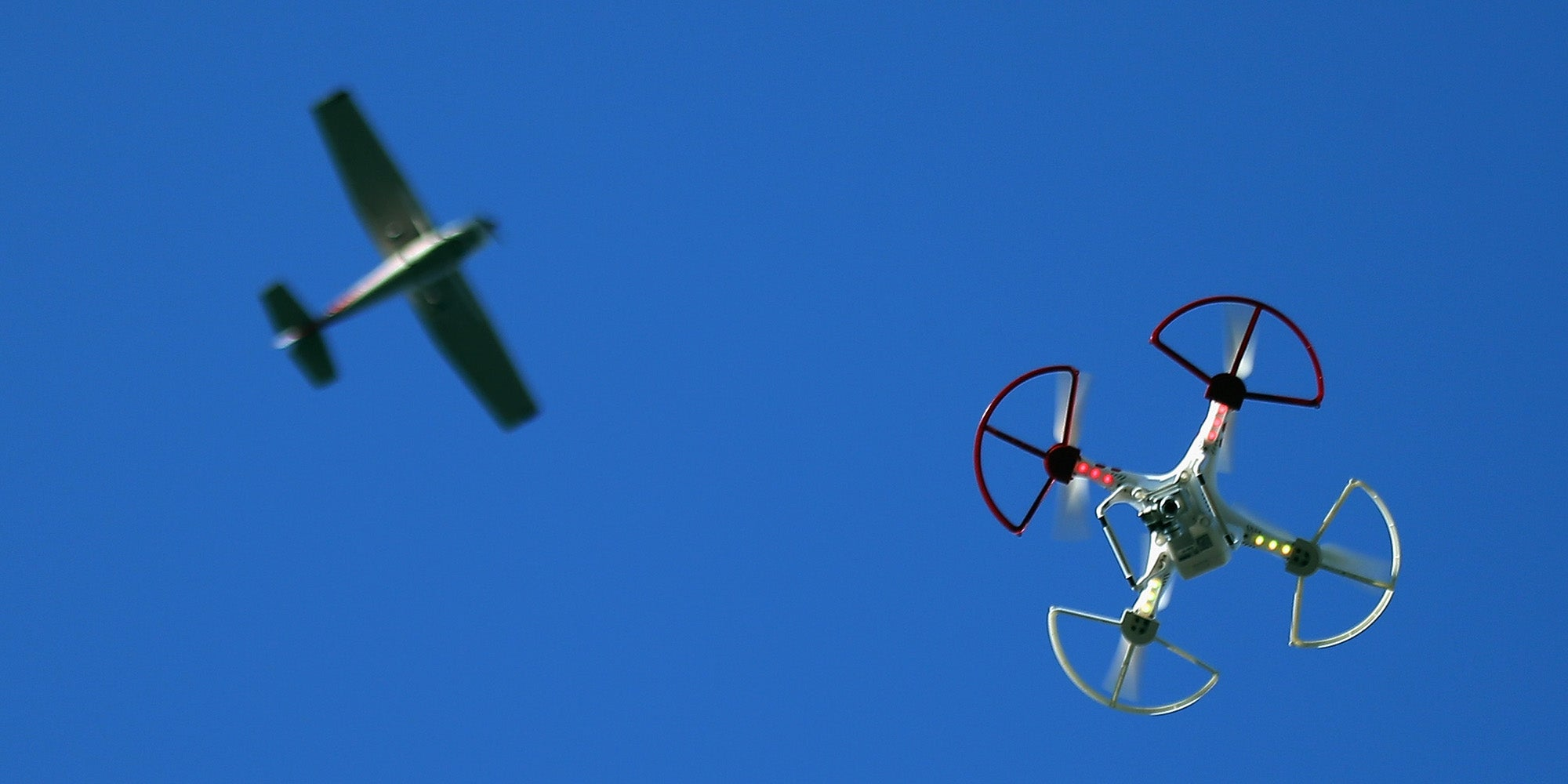 Confirmed: FAA Will Require Registration for Some Small Drones
