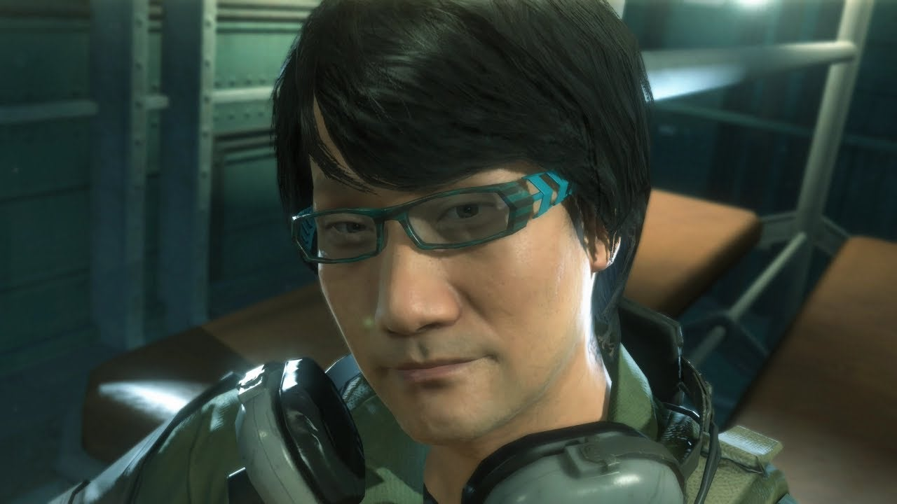 Report: Hideo Kojima Has Left Konami