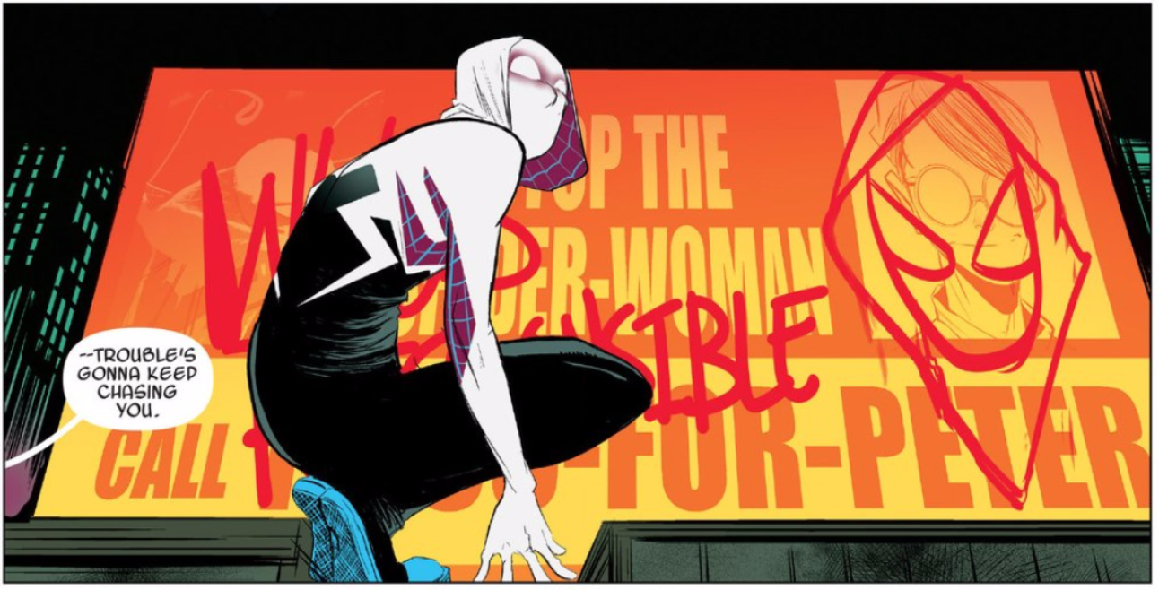 Five Reasons You Should Be Reading Spider-Gwen