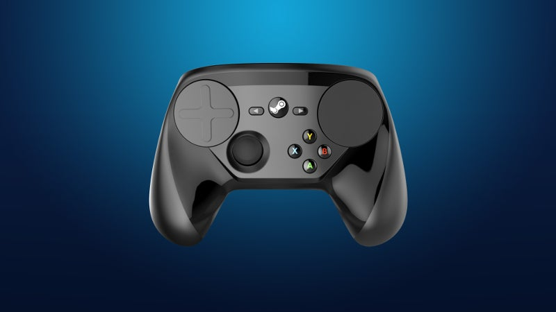 The Steam Controller Can Also Do Motion Control