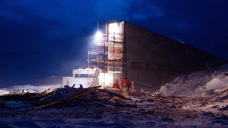 The First Ever Samples From the Global Seed Vault Have Been Retrieved