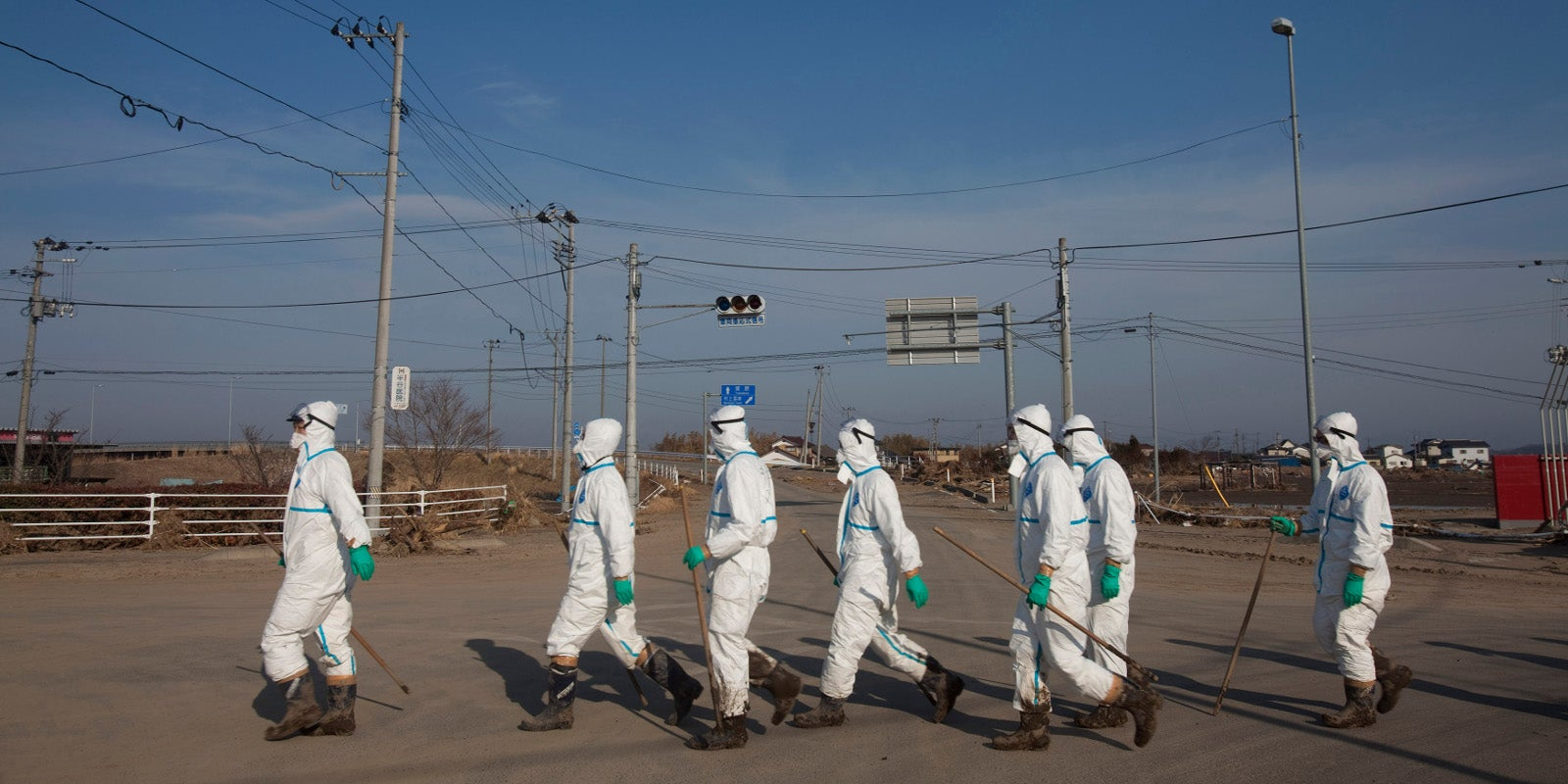 First Fukushima Recovery Worker Diagnosed With Radiation-Linked Cancer