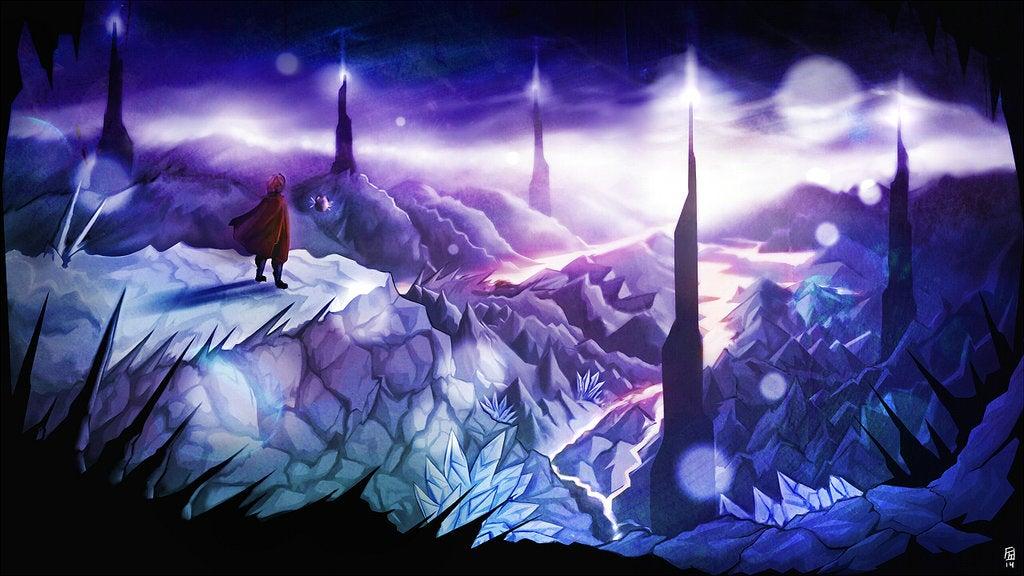 Happy 20th Birthday To SNES RPG Terranigma   Kotaku Australia