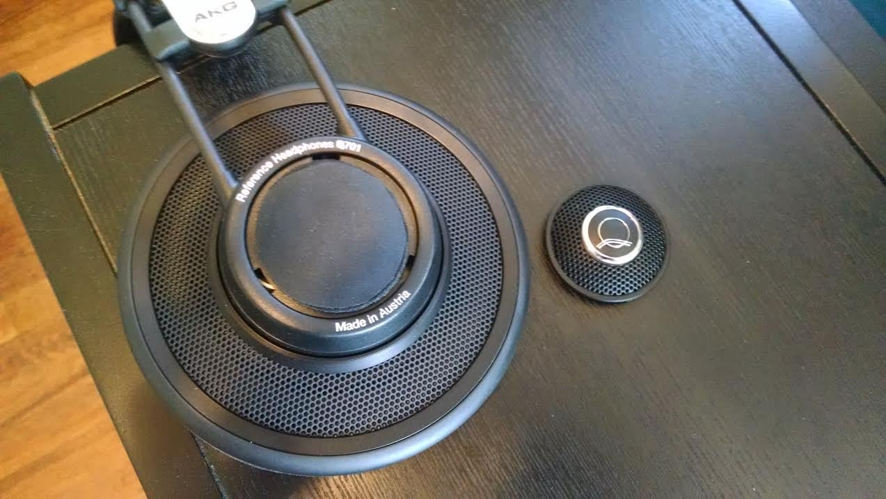 I've Found My Holy Grail of Headphones: The AKG Q701