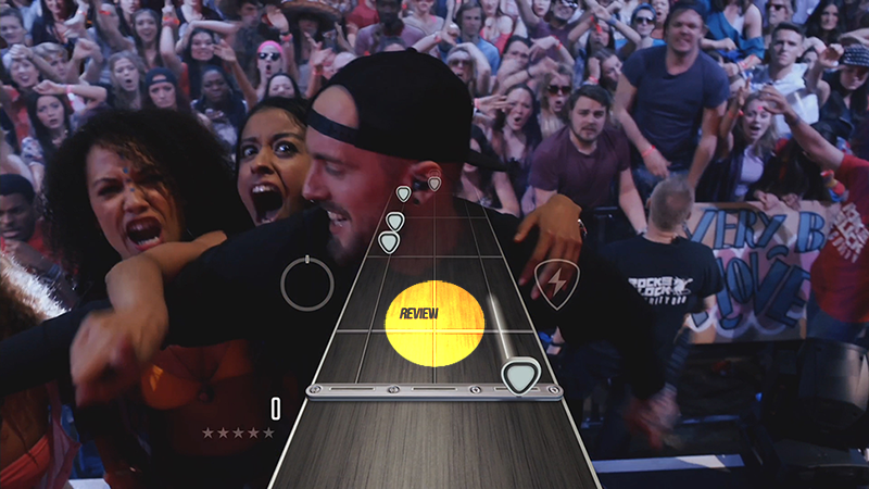 Guitar Hero Live: The Kotaku Review