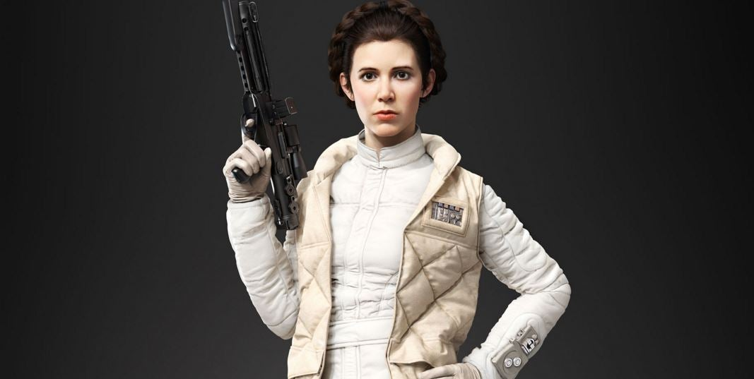 How Han Solo, Leia, and Palpatine Will Work In Star Wars: Battlefront