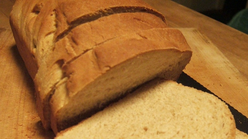 The Key to Baking Great Homemade Sandwich Bread Is Perfectly Kneaded Dough