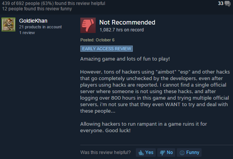 Ark: Survival Evolved, As Told By Steam Reviews