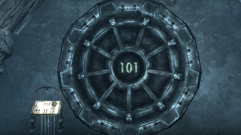 Inside Scotland's Real-Life Fallout Vault