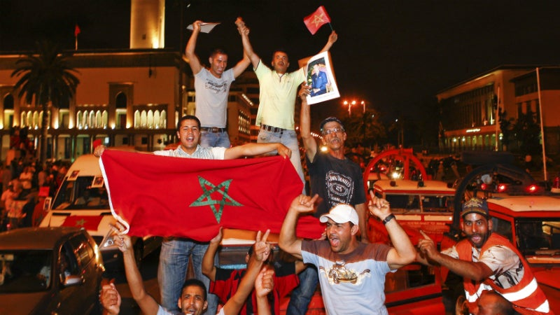 How Everyday Moroccans Used an Online Platform to Help Change Their Constitution