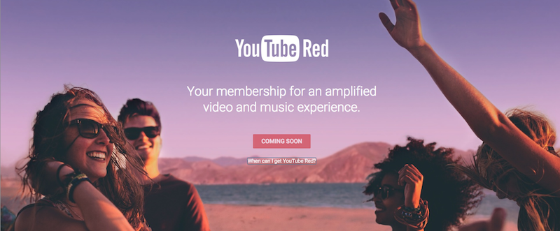 YouTube Is Getting Paid Subscriptions