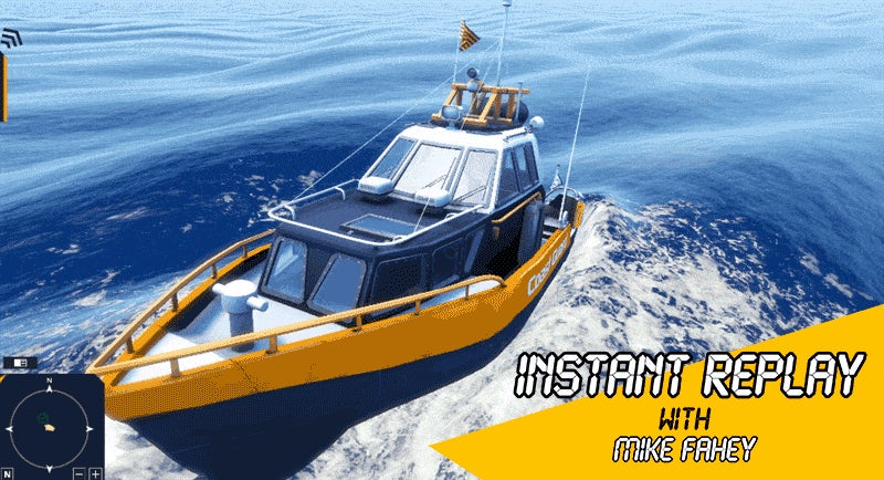 Bask In The Wonderful Badness Of A Cheap Coast Guard Game