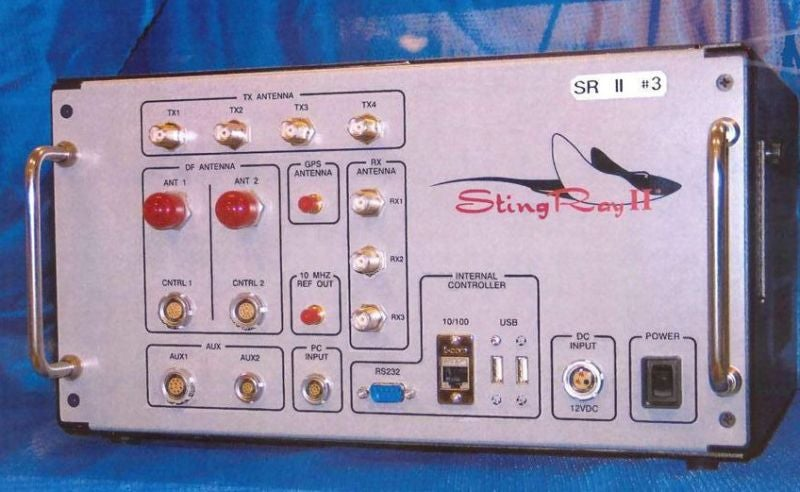 Now Homeland Security Will Also Need a Warrant to Spy on Mobile phones Using StingRays