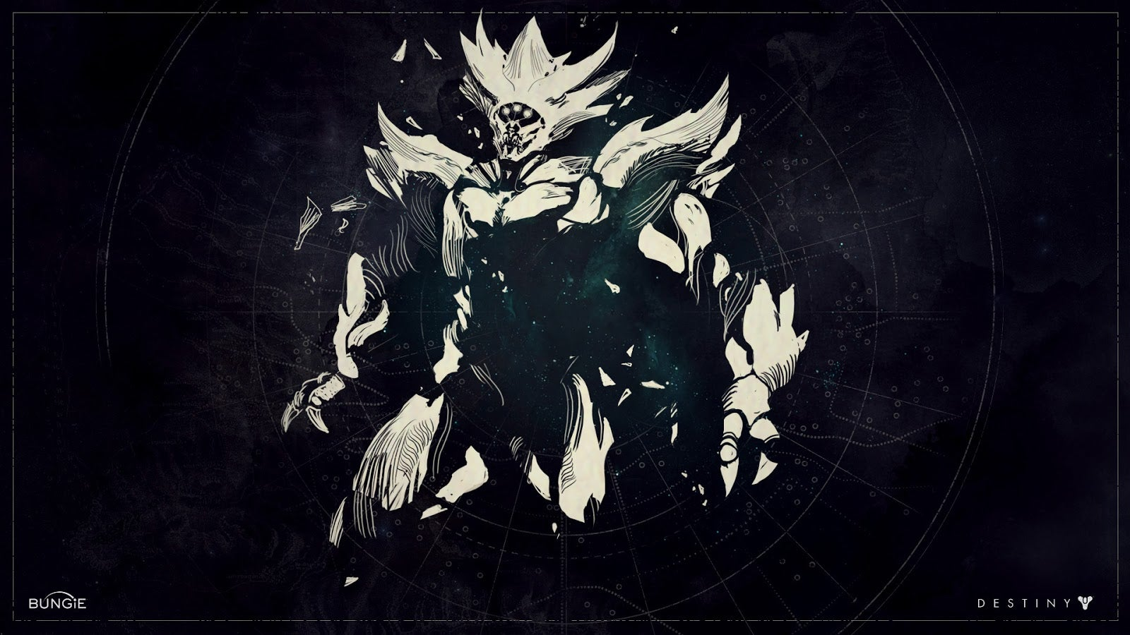 The Taken King's Art, Like Destiny's, Is Killer