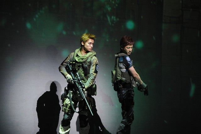 First Look at the Resident Evil Stage Play