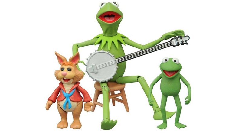 Oh My God, These Muppets Action Figures Are Totally Awesome