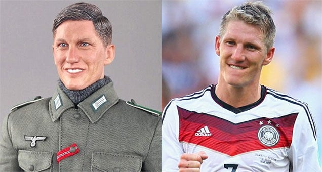 Action Figure Accused Of Showing German Footballer As Nazi