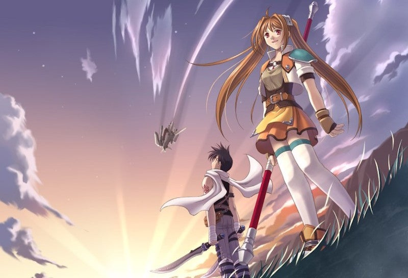 Holy Crap, Trails in the Sky: SC Comes Out Next Week