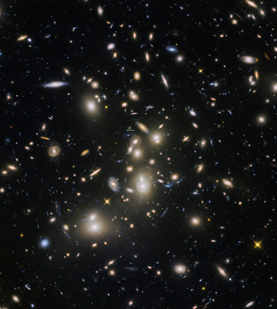 These Are Some of the Most Ancient and Distant Galaxies Ever Discovered — And They're Glorious