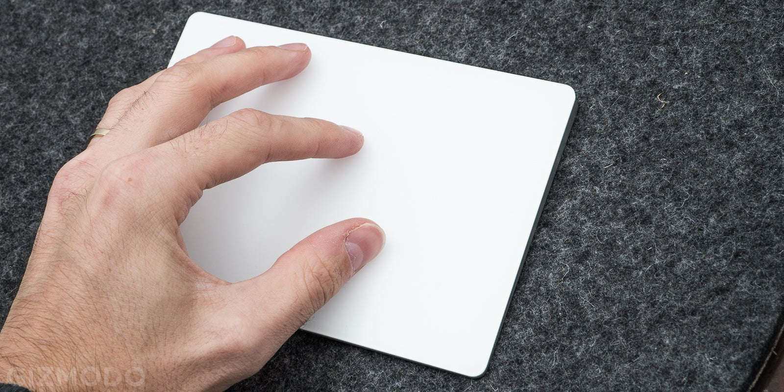 Apple's New Trackpad Is Magical, But Can't Kill My Mouse