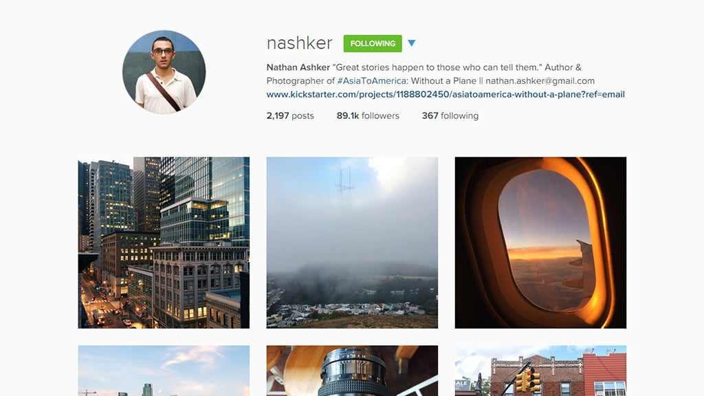 Three Uses for Instagram That Don't Involve Photo Sharing