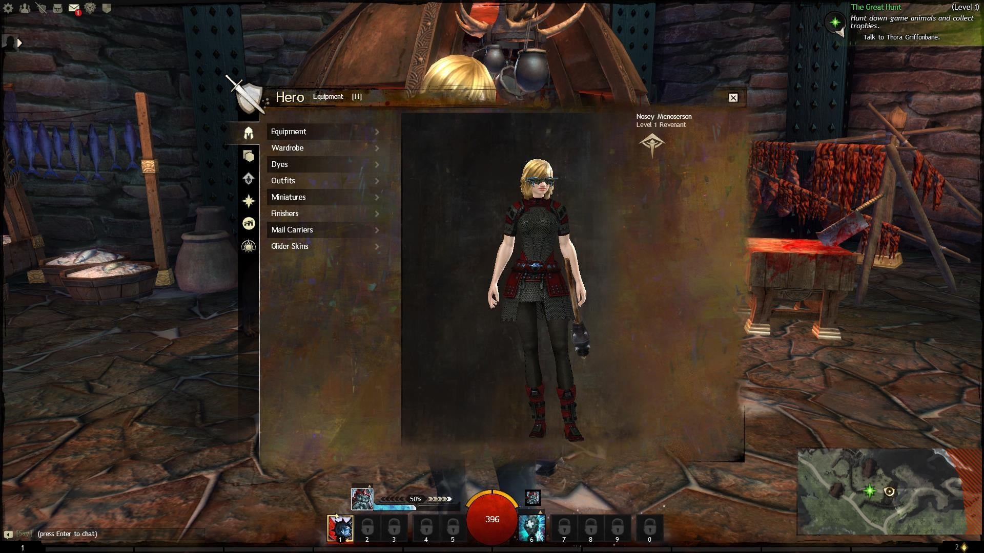 I'm Off To A Slow Start In Guild Wars 2: Heart of Thorns