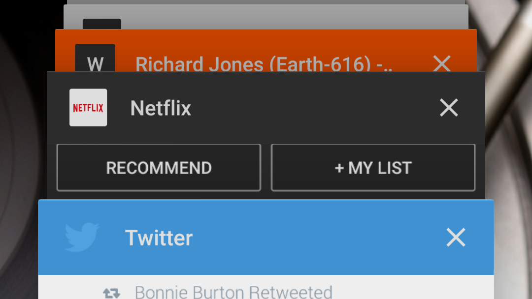 Access App Info From Android's Recents Menu By Enabling Developer Options