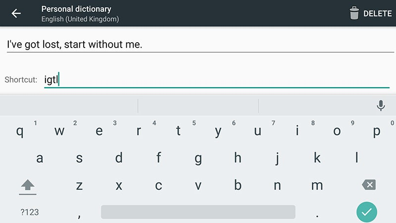 Speed Up Smartphone Typing With Keyboard Shortcuts On Android And ...