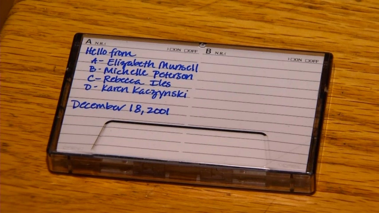 College Students Find Audio Time Capsule, Can't Find Tape Player