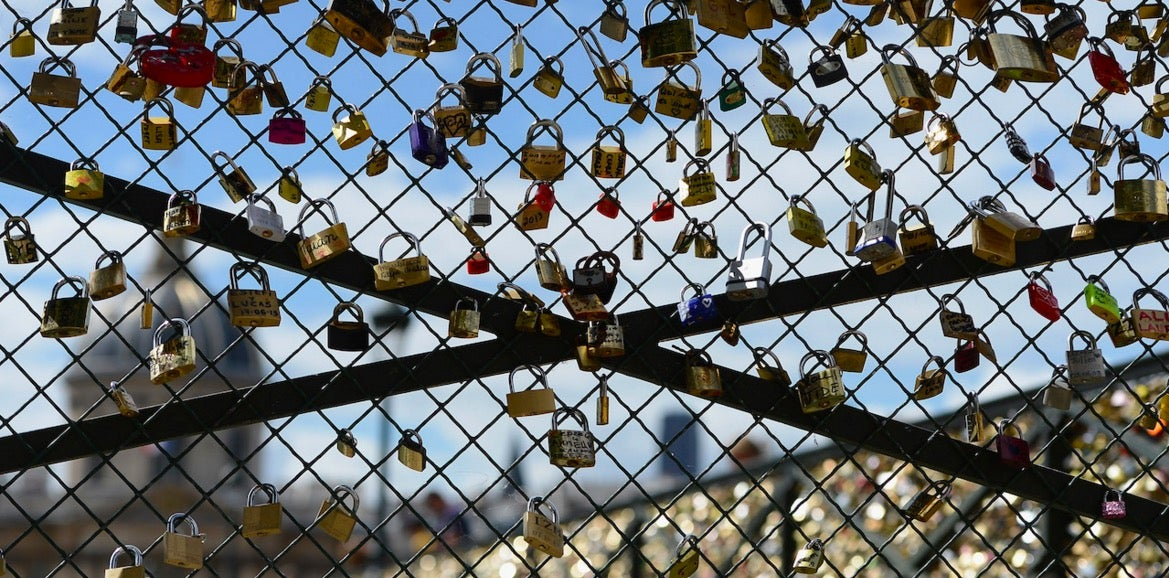 Should We Ban Love Locks From Cities Forever?