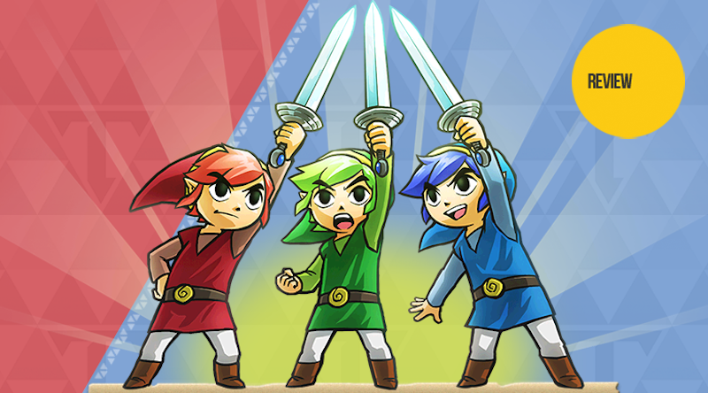 The Legend of Zelda: Tri Force Heroes: The Kotaku Review