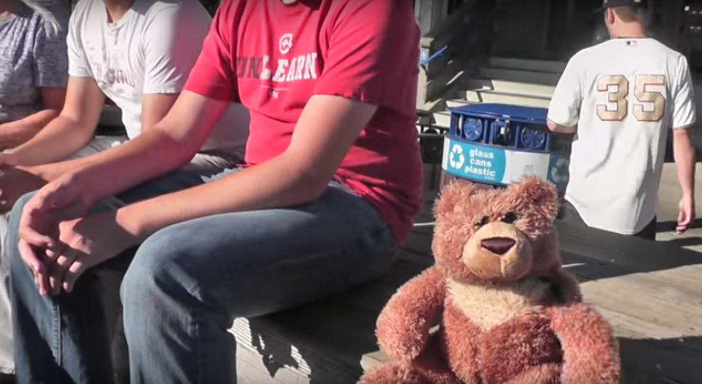 Use VR to Possess This Teddy Bear's Body for Long Distance Communication