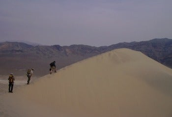 This Is Why Some Sand Dunes Sing