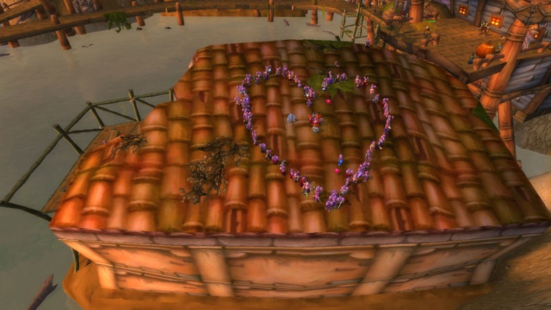 2,500 World of Warcraft Gnomes Raid The Orc Capital