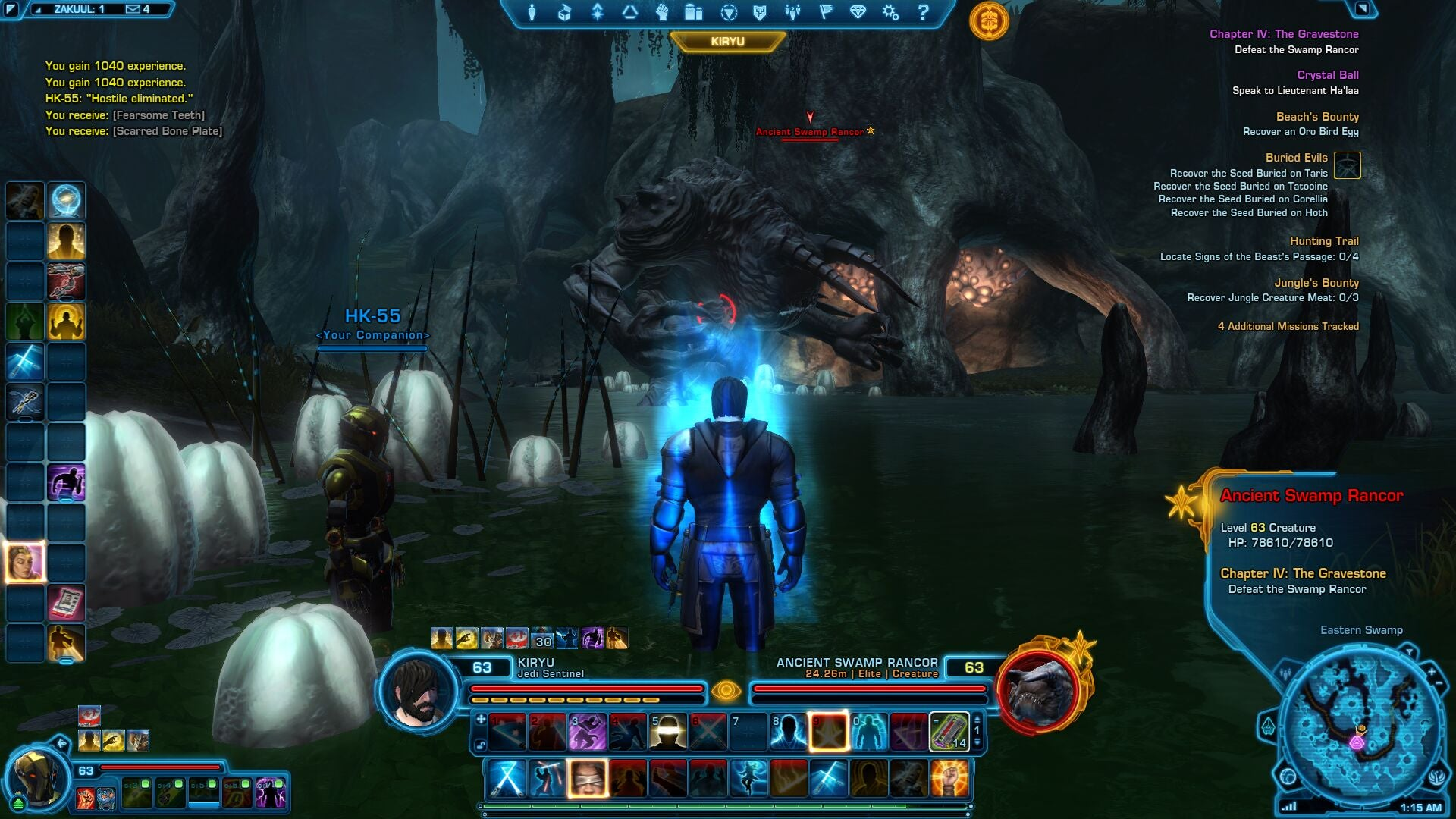 Star Wars: The Old Republic Now Feels More Like A Classic BioWare RPG
