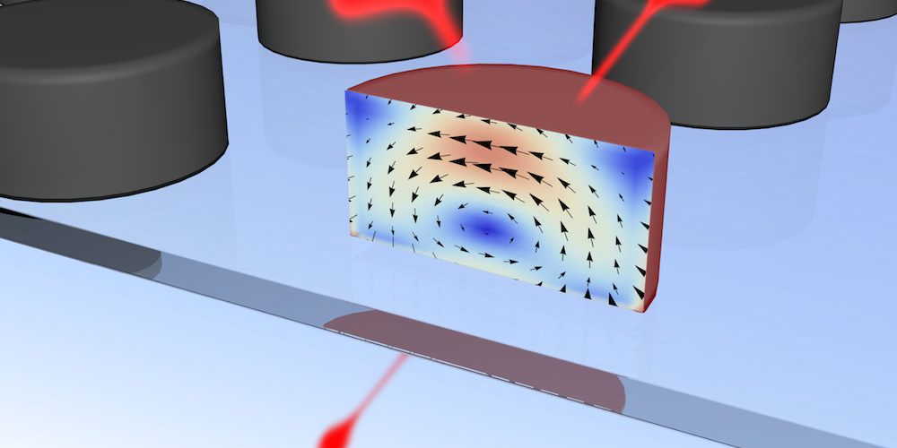 A Tiny Silicon Disc Is the World's Fastest Nanoscale Optical Switch