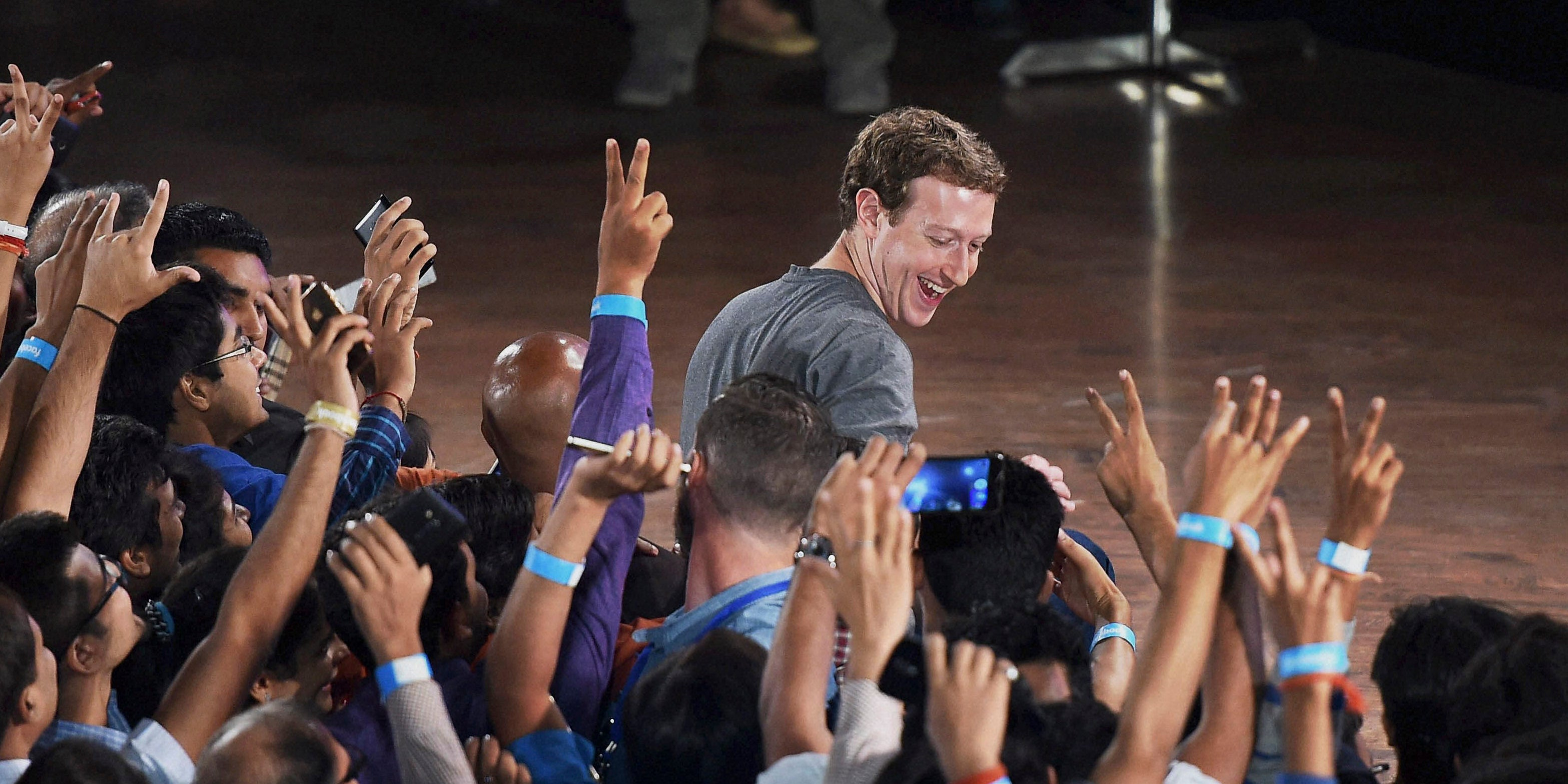 Mark Zuckerberg Warns of Too Much Net Neutrality