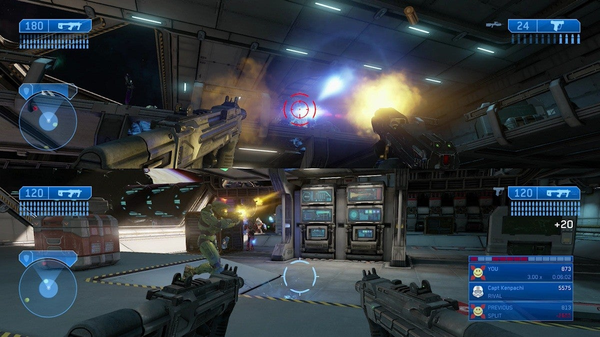 Halo 5 Makes Me Miss Split-Screen Gaming
