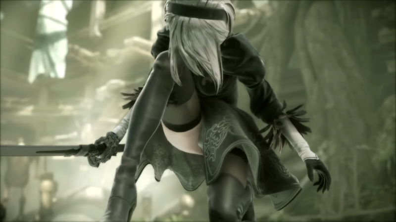 The Story of NieR:Automata Tells of a Dark Future (Update)