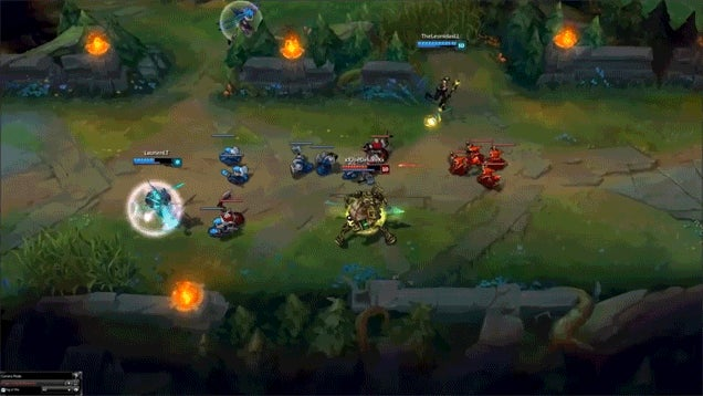 Riot's Trying To Improve League Of Legends' Marksman Champions