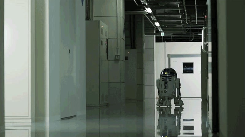 That Remote Control R2-D2 Mini Fridge Is Going To Cost You Over $US8,000