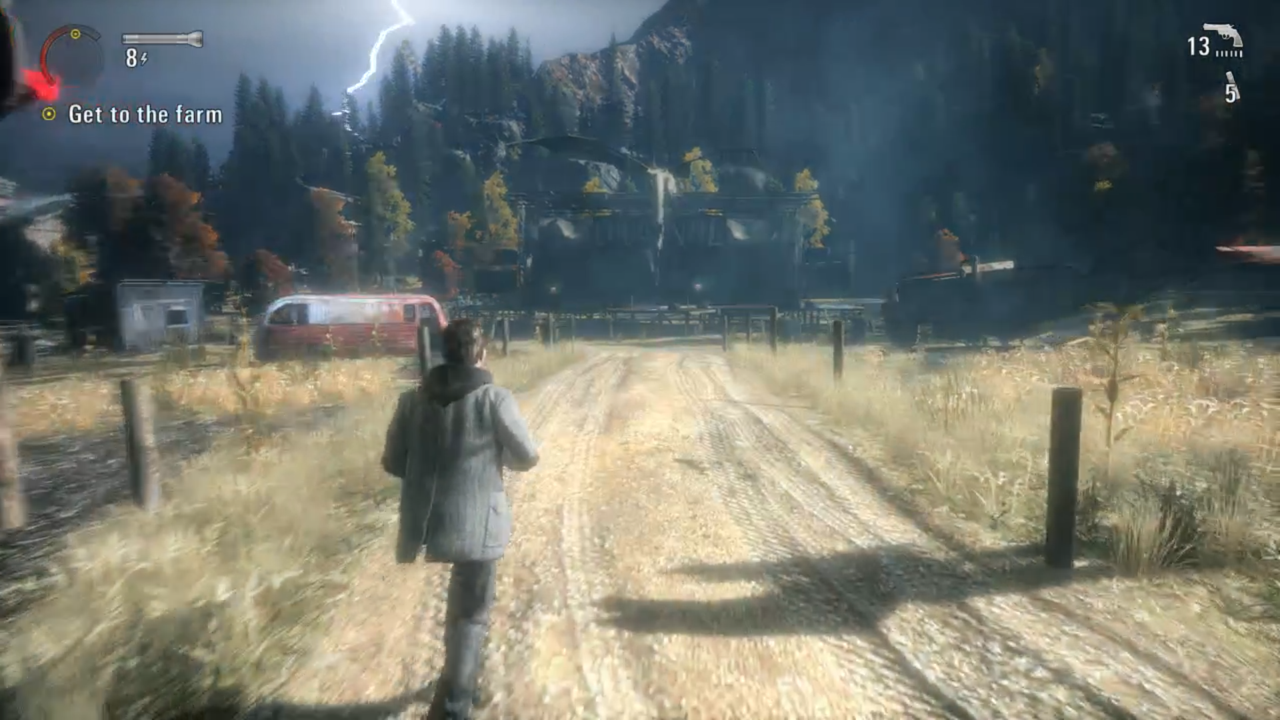 The Level That Proves How Special Alan Wake Was