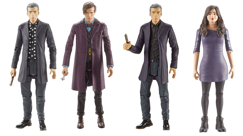 Doctor Who's Eighth Doctor Is Finally Getting The Figure He Deserves