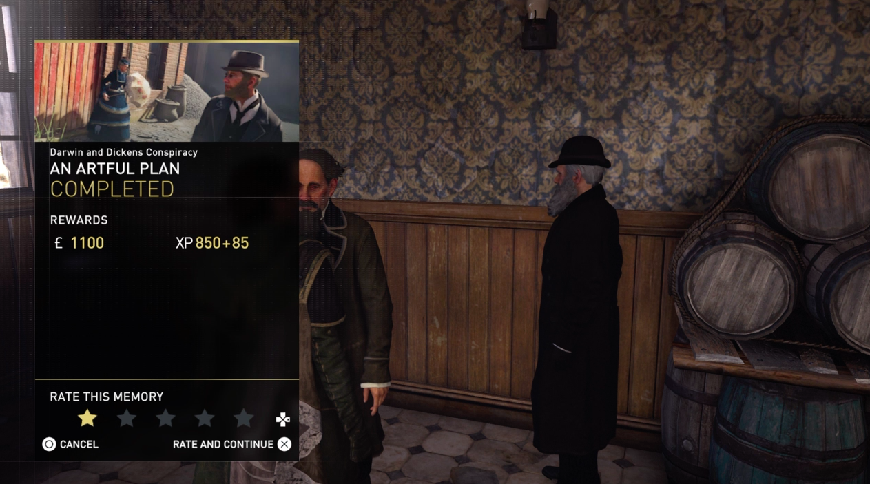 Assassin's Creed Syndicate's DLC Missions Range From Terrible To Great