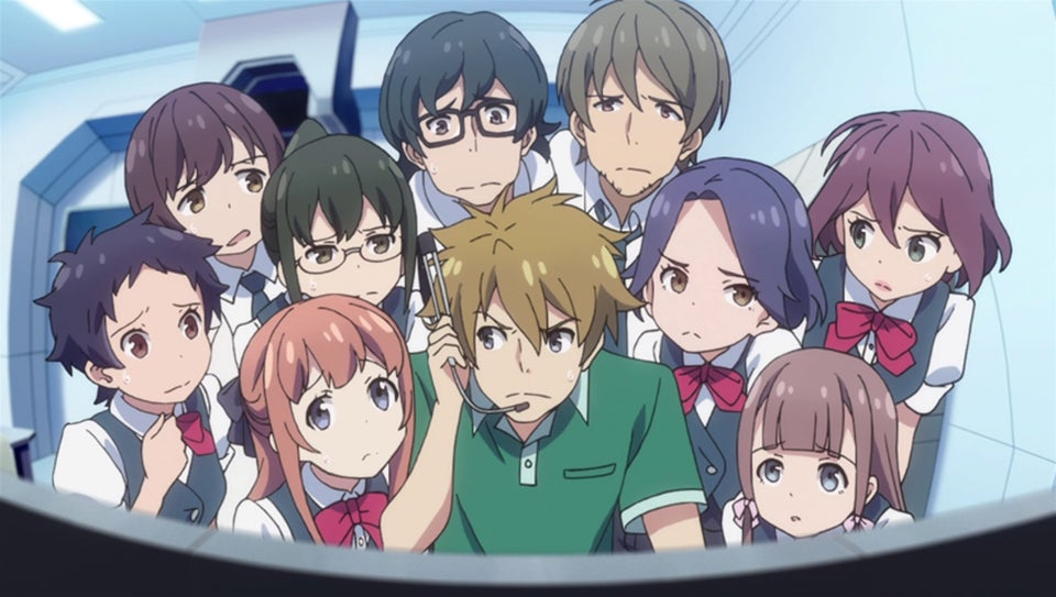 Classroom Crisis: The Kotaku Anime Review